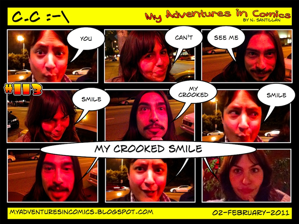 113 My Crooked Smile 02FEB2011