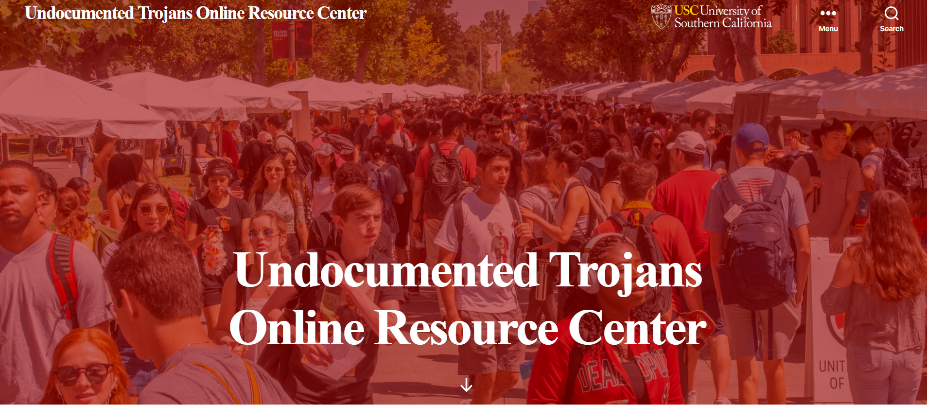 Undocumented Trojans Online Resource Center Home Page - Screenshot