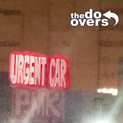 Urgent Car EP art